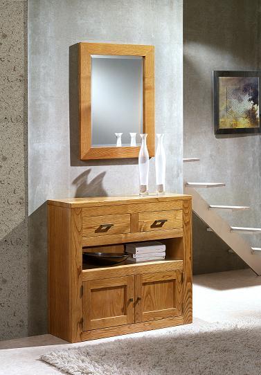 Mueble auxiliar muebles p rez polo for Muebles de entrada de diseno